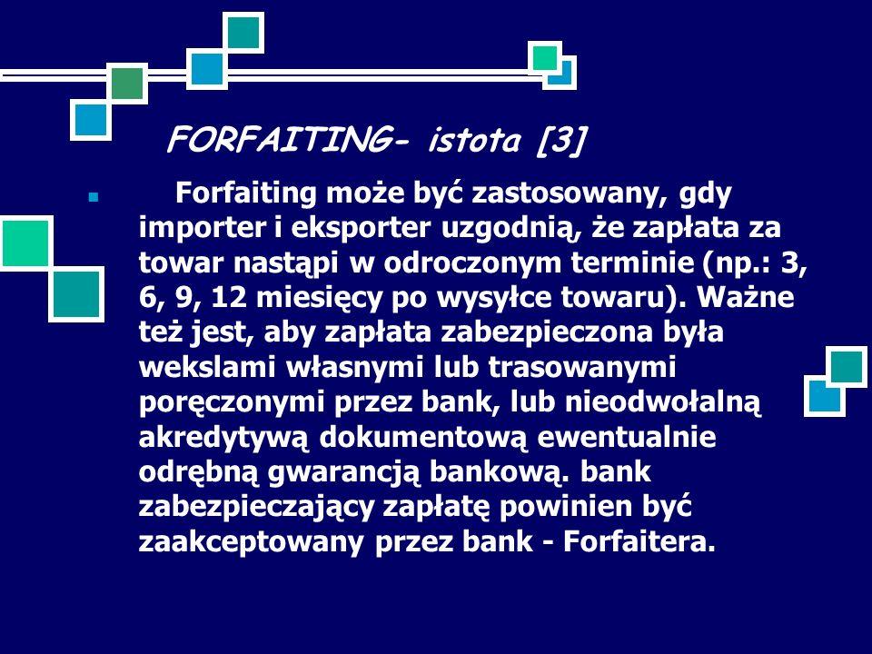 FORFAITING- istota [3]